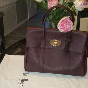 Mulberry Heritage Bayswater bag brand new.